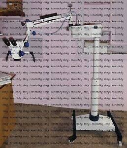 Surgical Dental Microscope For Hospitals 3 Step Mag Manual White Colour