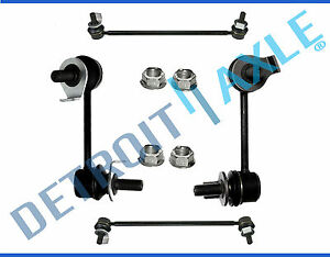 New 4pc Kit Front And Rear Sway Bar End Links For Infiniti Fx35 And Fx45