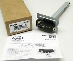 Cam stat Supco L597ba Furnace Fan Limit Control Switch ff569