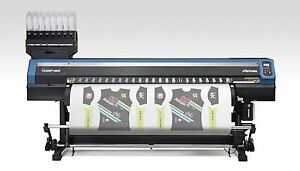 Excellent Mimaki Ts 300 Printer Demo Unit