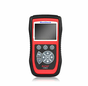 Autel Maxicheck Pro Obd2 Diagnostic Tool Scan Epb Abs Sas Dpf Srs Airbag Scanner
