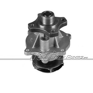 New Water Pump For Buick Chevrolet Gmc Hummer Isuzu Oldsmobile Saab 2002 10