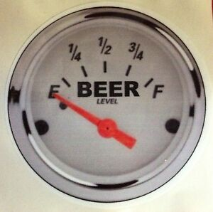 Rat Rod Hot Rod Sticker Beer Level Motorcycle Vintage Racing Tools Rat Fink