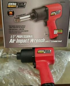 1 2 In Professional Air Impact Wrench With 2 In Extended Anvil