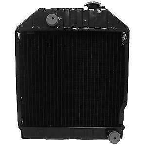 E9nn8005ab15m Ford Tractor Parts Radiator 3230 3430 3939 4130 4630