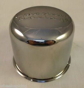 American Racing Wheels Chrome Custom Wheel Center Cap New