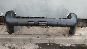 2006 2007 2008 2009 Toyota 4runner 4 Runner Rear Bumper Cover Tow Package Oem