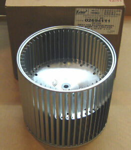 026941 11 Lau Dd11 10a Blower Wheel Squirrel Cage 11 3 4 X 10 5 8 X 1 2 Cw