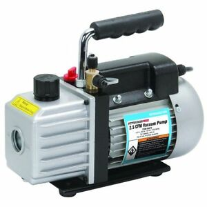 2 5 Cfm 1720 Rpm 1 6 Hp Rotary Vacuum Pump For A c