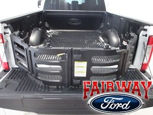 17 Thru 21 Super Duty F 250 F 350 Oem Genuine Ford Stowable Bed Extender Kit New