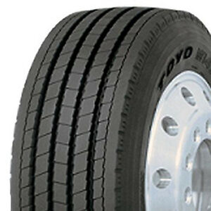 Toyo M 143 Commercial Truck Tire 245 70 19 5