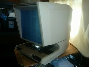 3m 800 Microfiche Reader Thermal Printer