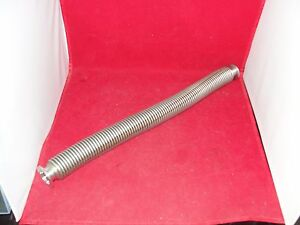 Nw25 Kf25 Stainless Steel Flexible Bellows Hose 18