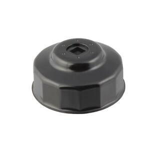 Steelman Oil Filter Cap Wrench 14 Flute X 76mm Housing Removal Tool 06120
