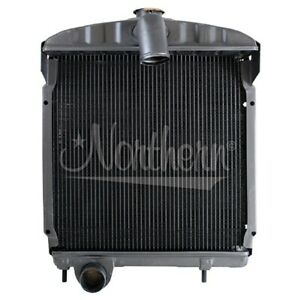 Aftermarket Ford New Holland Tractor Radiator 12 5 8 X 12 86561701 1200