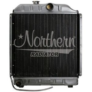 Aftermarket Case Ih New Holland Tractor Radiator 17 1 4 X 17 1 4 X 3 1 8 842931
