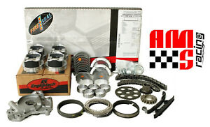 Engine Rebuild Kit 99 06 Chevy Gmc 262 4 3l V6 Vortec Pistons Bearings Vin W X