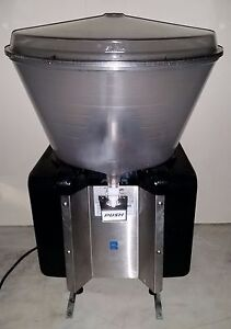 Cornelius Ej 1 8 Gal Juice Fountain Jet Spray Refrigerated Beverage Dispenser