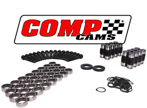 Comp Cams 13702 Kit Rocker Arms Trunion Kit For Chevrolet Ls 4 8 5 3 5 7 6 0 6 2