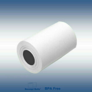 2 1 4 X 70 Thermal Paper Credit Card Rolls 100 Rolls