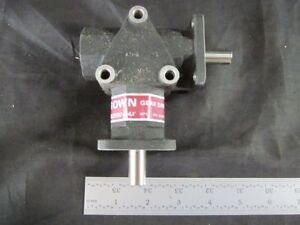 Amat 3330 00002 Gear Drive Right Angle 2 1 shaft
