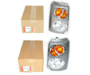 Land Rover Range Rover L322 03 05 Front Turn Side Signal Light Set Euro Style