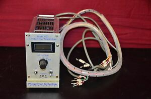 Wedgewood Technology Model 620 Conductivity Temperature Meter 115v With Wiring