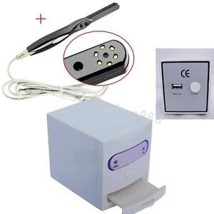 Dental Digital X ray Film Reader Scanner Digitizer Usb Intraoral Oral Camera