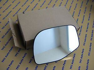 Ford Explorer Mountaineer Lh Driver Side View Power Mirror Glass New 2002 2005