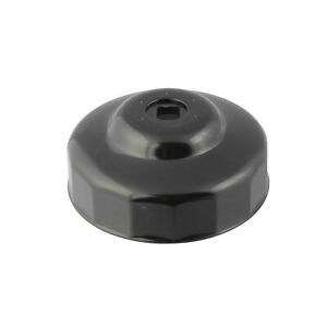 Steelman Oil Filter Cap Wrench 90mm X 15 Flute Housing Removal Tool 06128