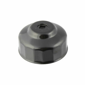 Steelman Oil Filter Cap Wrench 86mm X 16 Flute Housing Removal Tool 06137