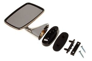 New Rh Side Mirror Reproduction Of Original Mirror Used On Mgb 1974 1980