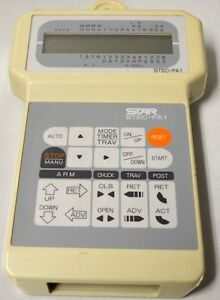 Star stec fa1 Membrane Keypad Used Untested