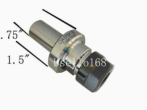 Wholesales 10pcs C3 4 Er16 1 38 Straight Collet Chuck Holder Cnc Milling Lathe