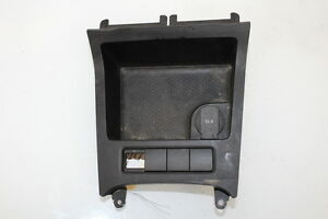 2006 2007 2008 2009 Volkswagen Rabbit Jetta Center Console Storage Cubby Box
