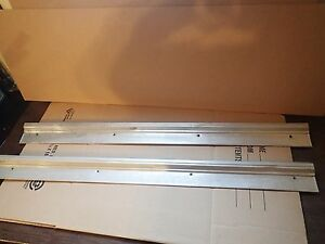 67 76 Mopar A Body Door Sill Trim Scuff Plates Original Barracuda Dart Scamp
