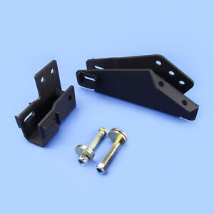 80 96 Bronco F150 4wd Axle Pivot Drop W Camber For 2 3 5 Lift Kit