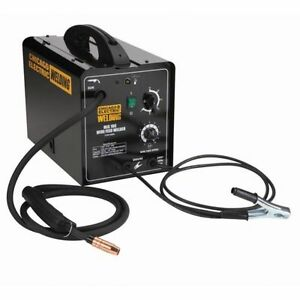 Chicago Electrical 180 Amp dc 240 Volt Mig flux Cored Welder