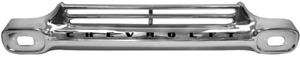 Grille Chrome W chevrolet Letters 1958 1959 Chevrolet Chevy Truck