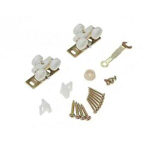 Johnson Prod 1500ppk3 Pocket Door Hardware Set