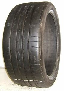 Used Yokohama Tire 295 35r21 Advan Sport 107y Extra Load 2953521