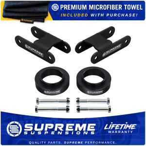 For 04 12 Chevy Gmc Canyon Colorado Complete 3 Front 2 Rear Lift Kit Pro 4x2