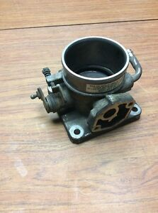 Ford 5 0l Gt40 65mm Throttle Body Mustang Cobra Explorer Roush Saleen
