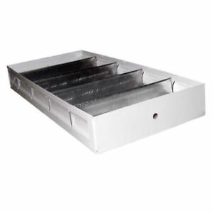 Rki Tray Sts Truck Tool Box Tray White Powder Coated Steel Fits S And Sts Boxes