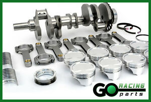 New Complete Ls1 Ls6 Forged 4 000 383 Stroker Kit W Cp Pistons