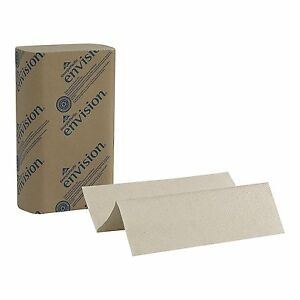 Georgia pacific Envision 23304 Brown Multifold Paper Towel Wxl 9 2 X 9 4 Case