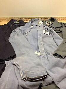 Coveralls Pre used Great Condition Value Pack 3pack Set Free Priority Shipping