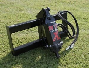 Mtl Attachments X series Skid Steer Auger direct Drive Planetary Gear ship Free