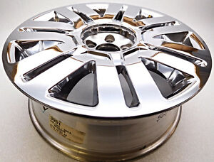 Oem Lincoln Mkx 20 Inch 7 Split Spoke Wheel Rim Surface Blemishes