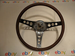 Original Hemi Under Glass Steering Wheel The 500 Superior Performance Products